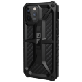 Чехол UAG Monarch для iPhone 12/12 Pro Карбон